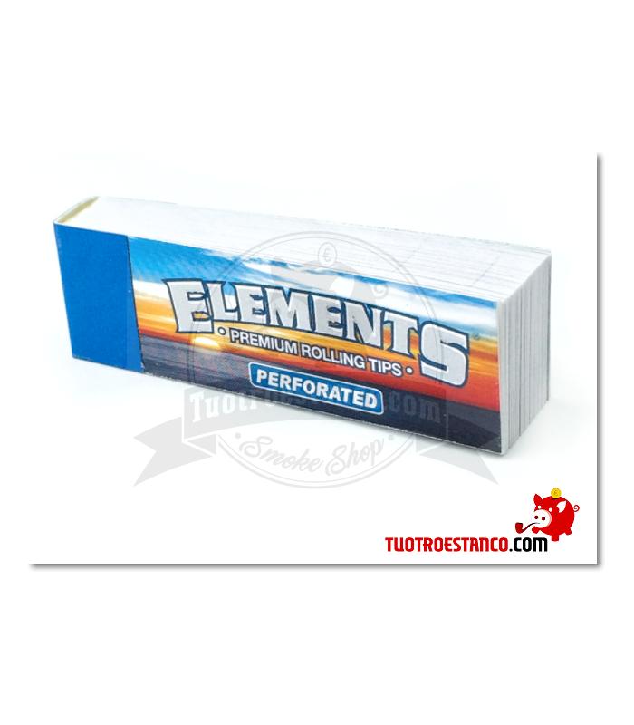Filtros de cartón Elements