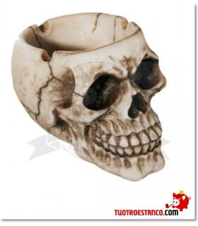 Cenicero Skulls