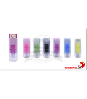 Encendedor USB Colores