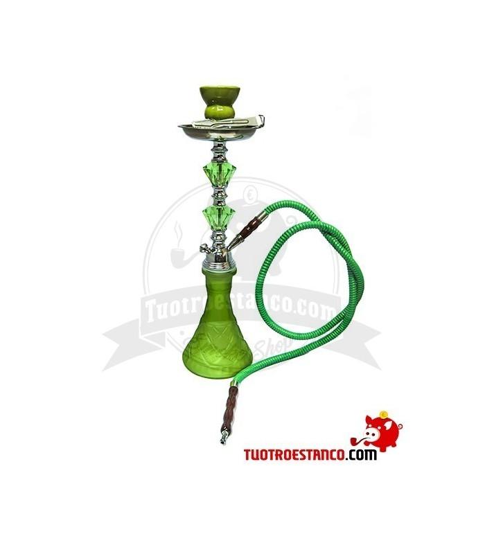 Shisha Jafar 48 cm 1 manguera