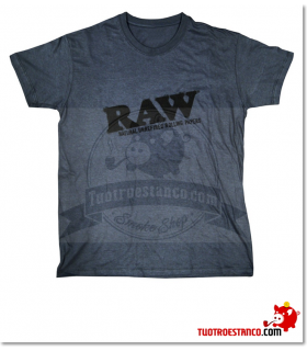 Camiseta RAW logo XL