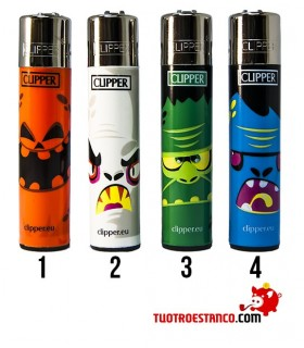 Clipper Monster Horror