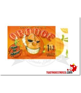 Papel Juicy Jay 1 1/2 62 mm sabor Naranja