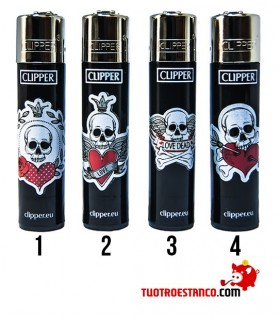Clipper Skulls in love