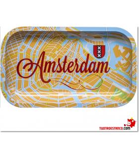 Bandeja Metálica Guide Amsterdam