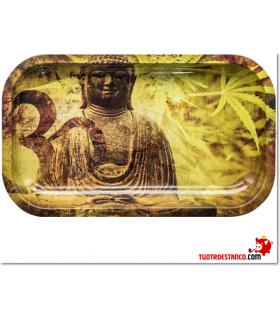 Bandeja Metálica Buddha