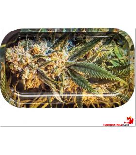 Bandeja Metálica Weed