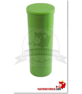Envase plástico 210 ml Verde