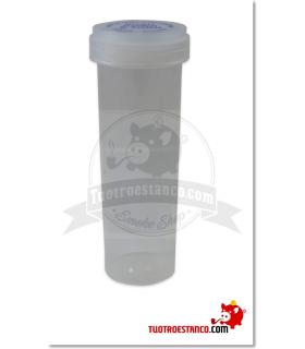 Envase plástico 240 ml Transparente