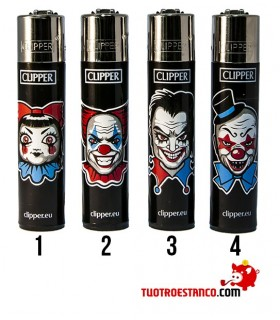 Clipper Horror Clown