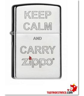 Zippo Keep Calm