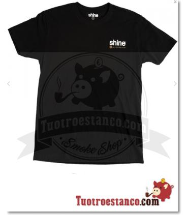 Camiseta SHINE logo talla S