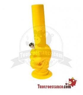 Bong Silicona calavera 26 cm