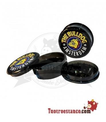 Grinder Bulldog plástico 3 piezas 60 mm
