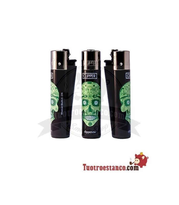 Clipper Mexican Skulls 4