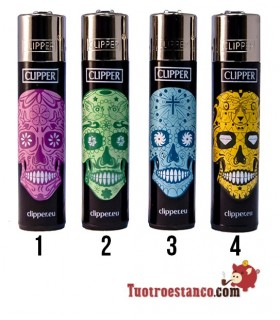 Clipper Mexican Skulls 4