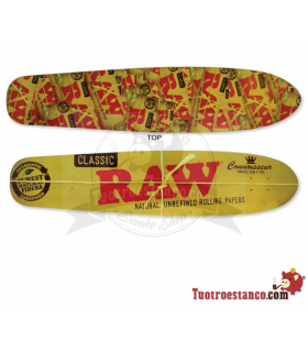 Tabla Skate Long Board Raw