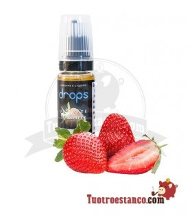 Líquidos Drops 10 ml Ultimate Strawberry