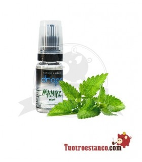 Líquidos Drops 10 ml Maniac Mint