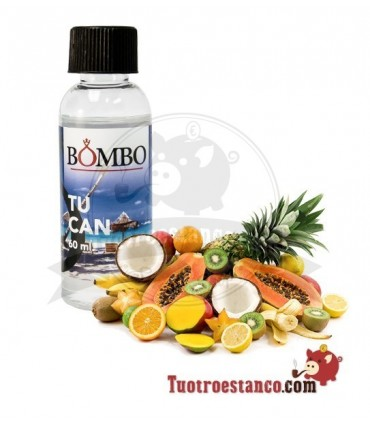 Líquidos Tucan Tropic 60 ml