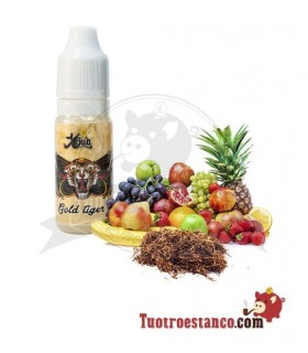 Líquido Liquideo Gold Tiger 10 ml
