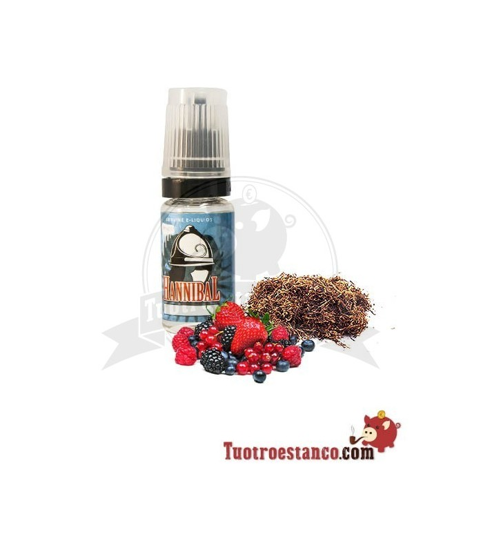 Líquidos Drops 10 ml Hannibal