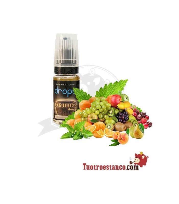 Líquidos Drops 10 ml Druid´s Blessing