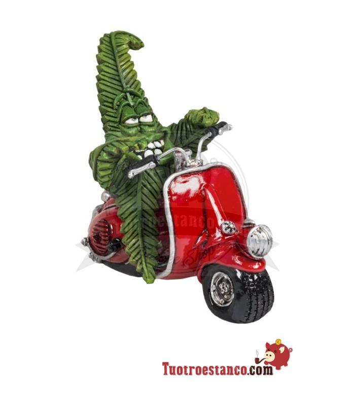 Figurita Cannabuds Scooter