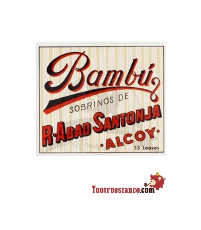 Papel Bambú Extra glue -78mm