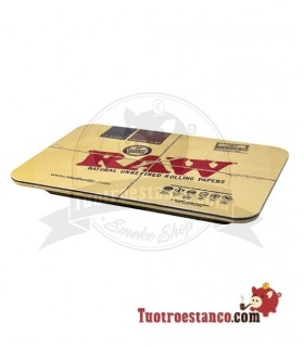 Tapa RAW magnética RAW para bandeja 18x12 cm