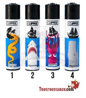 Clipper Colección Alemania Seamonsters
