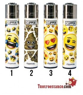 Clipper Alemania Emoji Prints