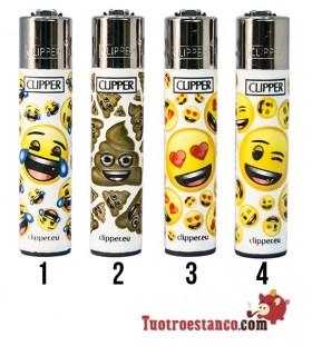 Clipper Colección Alemania Emoji Prints