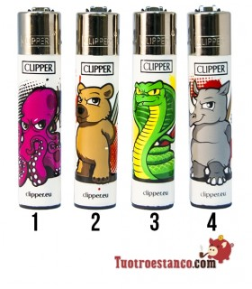 Clipper Colección Alemania Animals Mad