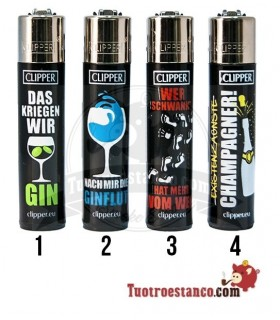 Clipper Colección Alemania Drinks Alcohol