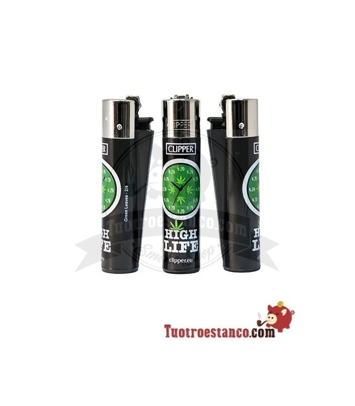 Clipper Colección Alemania Green Leaves Time
