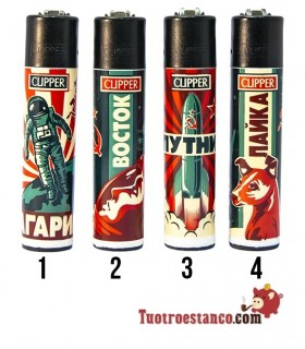 Clipper Colección Rusia Soviet Space