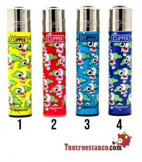 Clipper Colección Francia Crazy Clown