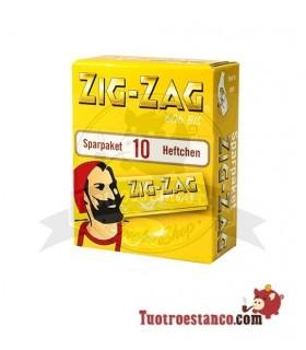 Papel Zig-Zag de 70 mm(1x10)
