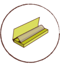 Papier fumant