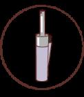 Clipper tubo