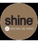 Shine en papier d'or
