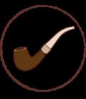 Tubi di legno