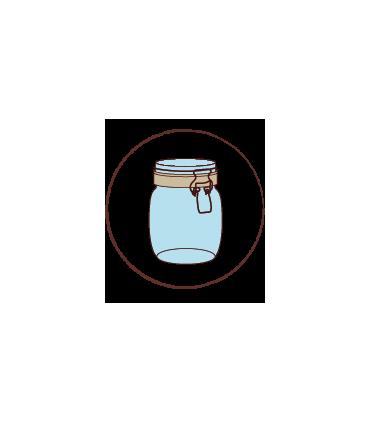 Envase de cristal