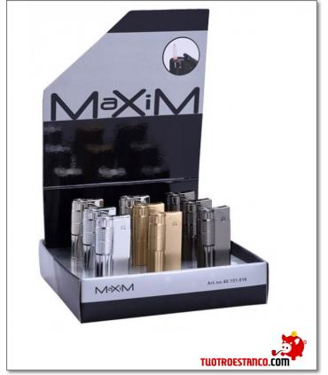 Encendedores Maxim