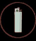 Encendedor Atomic